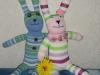 Носочный заяц — заяц из носков