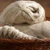 Как легко связать белые и пушистые теплые носочки. Мастер-класс