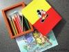 Мастерим коробку с карандашами сами