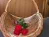 Плетение из лозы корзины для цветочницы: мастер-класс