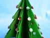 Новогодняя оригами елка из бумаги: пошаговая фото схема процесса сборки
