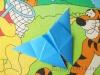 Бабочка оригами схема: как сделать бабочку из бумаги