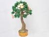 Денежное дерево из бисера: мастер-класс с пошаговыми фото