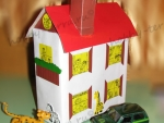 Дом, который построил… я: мастер-класс по созданию детского кукольного домика