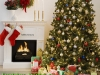 Как украсить квартиру к новогоднему празднику
