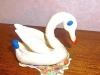 ЛЕПИМ С РЕБЕНКОМ ИЗ ПЛАСТИЛИНА: несложная поделка «Белый лебедь» (рекомендована детям старше 6 лет).