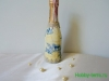 Старые воспоминания. Идея декорирования бутылки шампанского
