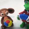 Сказочные персонажи из полимерной глины