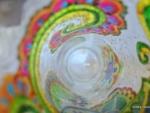Метаморфозы (превращение стакана в вазу; витражная роспись)