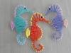 Морской конёк (мастер-класс по плетению из бисера)