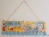 Идея для декора: семейный календарь «Мы и море»