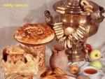 Национальная кухня России.