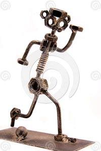 стальной человек