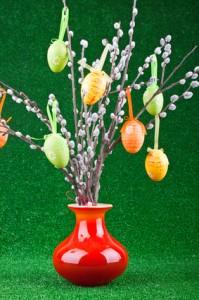 Пасхальное-дерево