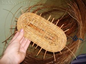 Плетение-донышка---веревочка-в-три-прута