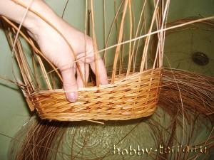 Плетение-стенок-коляски---хоровое-плетение-в-три-прута-продолжаем