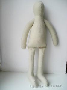 Тильда-кролик---загибаем-срез