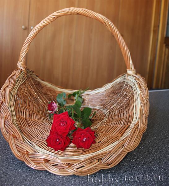 Плетение-из-лозы-корзины-для-цветочницы---мастер-класс