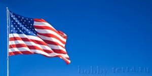 Вексиллология---флаг-США