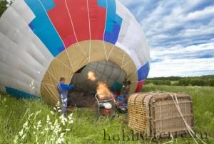 На-воздушном-шаре