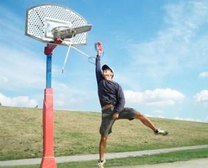 Экстримальное-глаженье-баскетбол