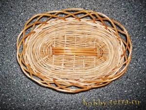 Плетение-из-лозы---корзинка