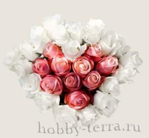 флористический-букет-роз