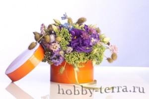 коробочка-с-цветами