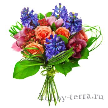 Основные принципы составления флористической композиции