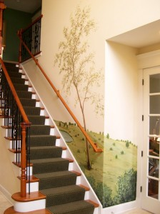 роспись-стены-у-лестницы