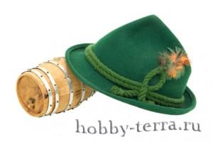 шляпа-сваляная-из-шерсти