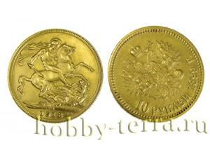 золотая-монета
