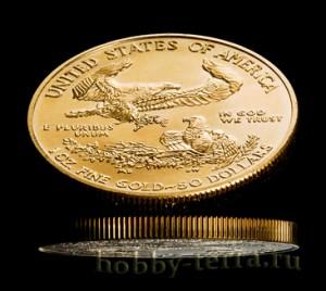 золотой-орел-Америки