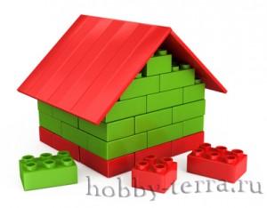 домик-из-блоков-Lego