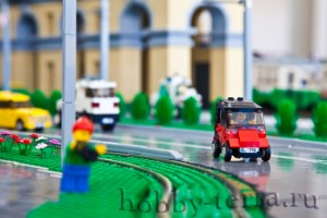 город-из-Lego