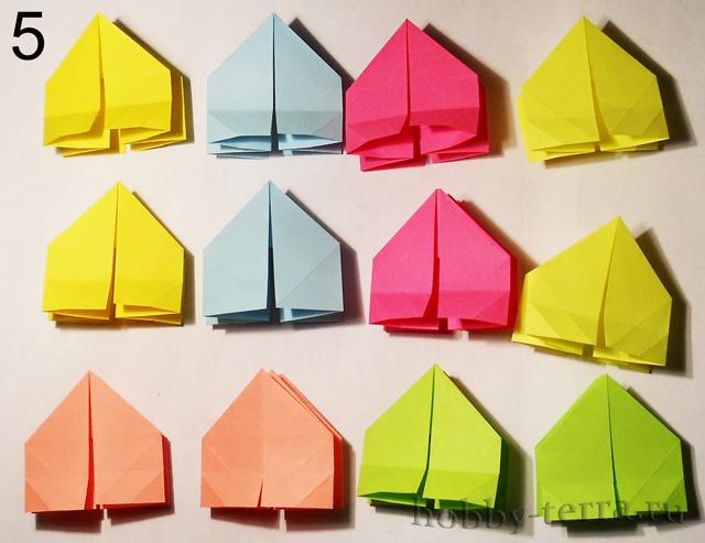 оригами-фейерверк-5