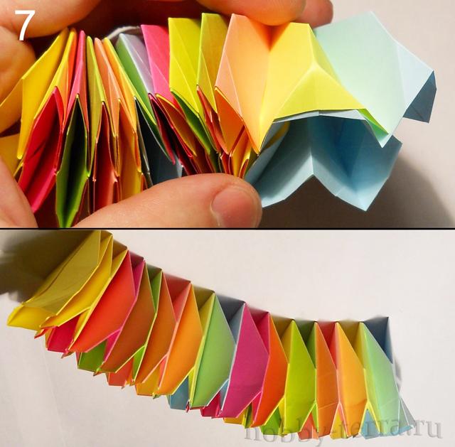 Как сделать своими руками салют из бумаги своими руками 38