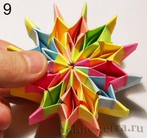 оригами-фейерверк-9