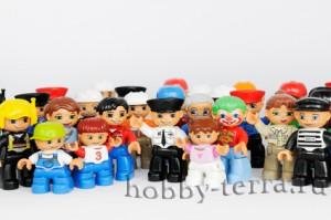 персонажи-Lego