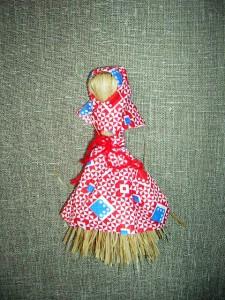 кукла-веничек