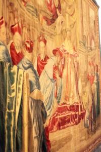 Музей-в-Ватикане-Галерея-гобеленов