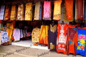 балинезийский-батик-Индонезия
