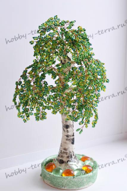 Мастер-класс подойдет для людей, которые имеет базовые навыки в изготовлении подобных деревьев.