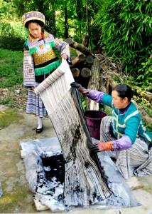 изготовление-батика-Китай