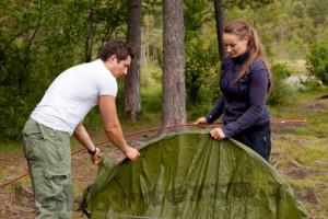 водный-туризм---сбор-палатки
