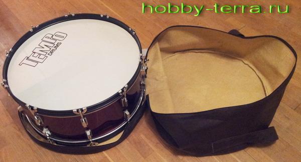 чехол с барабаном