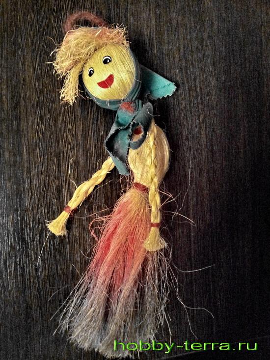 Кукла оберег для дома