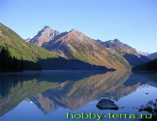 горы Алтая-1