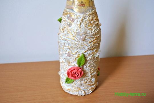 Butylka shampanskogo «Prazdnichnaya»-9
