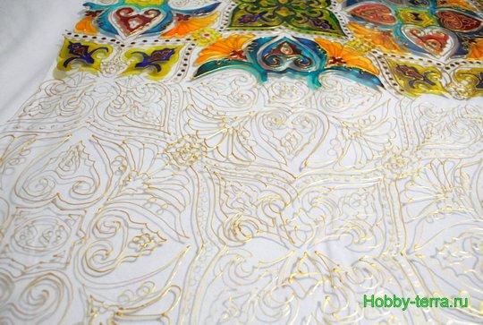 Ideya dekorirovaniya prostenka v vannoy vitrazhom-12